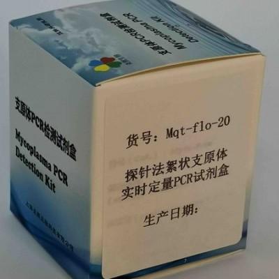 探针法絮状支原体实时定量PCR试剂盒