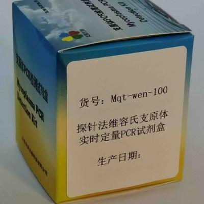 探针法维容氏支原体实时定量PCR试剂盒