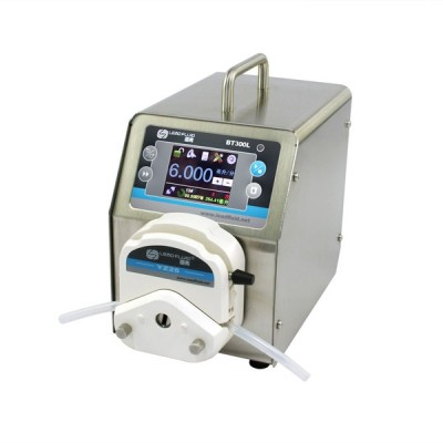 BT300L 流量型智能触屏蠕动泵