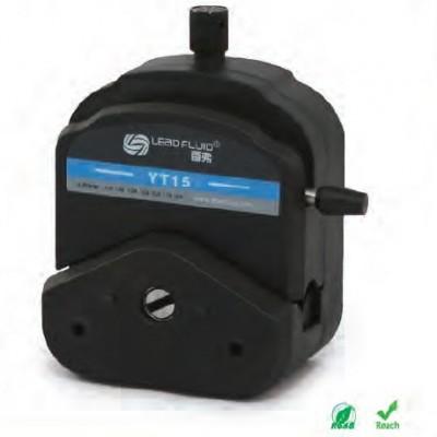 YT15 易装可调蠕动泵泵头